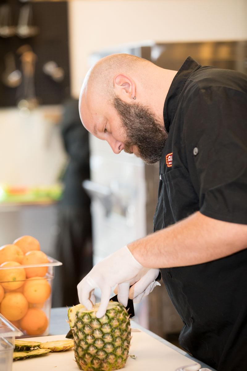 Seth Rexroad executive chef of Alamo Drafthouse Denver